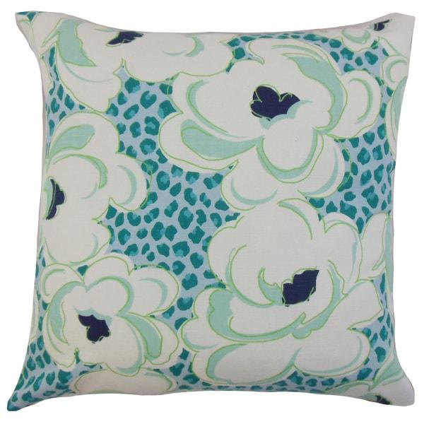 Ohara Floral Throw Pillow