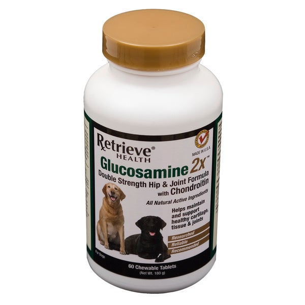 Retrieve Glucosamine 2X - 60 Tablets
