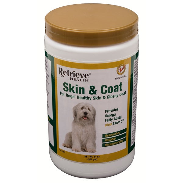 Retrieve Skin & Coat - 14 oz.