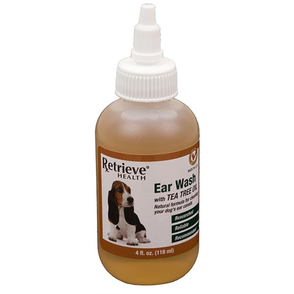 Retrieve Ear Wash - 4 oz.