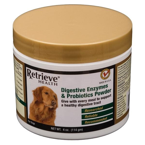 Retrieve Enzymes, Food & Allergy Relief - 4 oz.