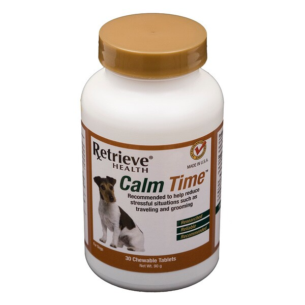 Retrieve Calm Time - 30 Tablets