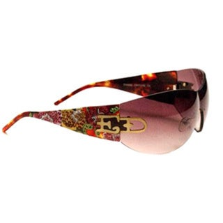 Ed Hardy EHS052 Tortoise Sunglasses
