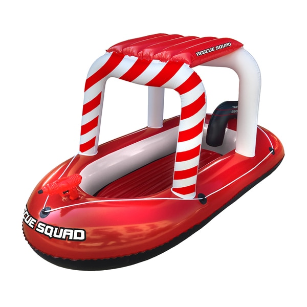 Rescue Squad Inflatable Boat with Squirter