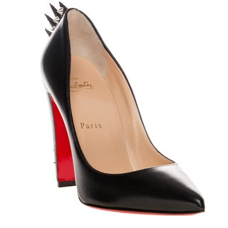 Christian Louboutin 'ElectraPump' Spike Accented Heels