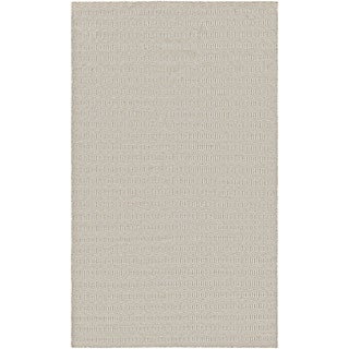 Hand-Woven Couristan Cottages Southport/Caramel Indoor/Outdoor PET High Content Recycled Materials Rug (8' x 10)