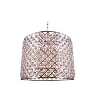 Bombay Allston Collection Crystal Trellis Pendant Lamp
