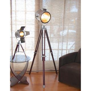Ahoy Spotlight Adjustable Floor Lamp