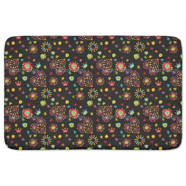 Gipsy Heart Bath Mat