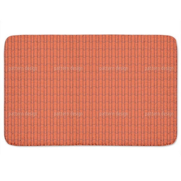 Hot Roof Bath Mat