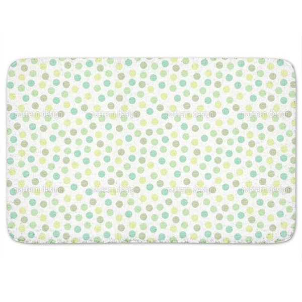 Soap Bubbles Bath Mat