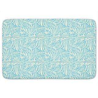 Zebra Aqua Bath Mat