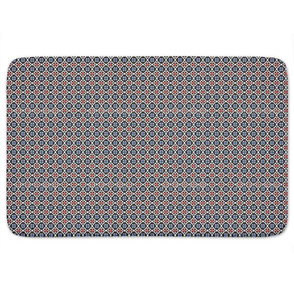 Traditional Scandinavia Bath Mat