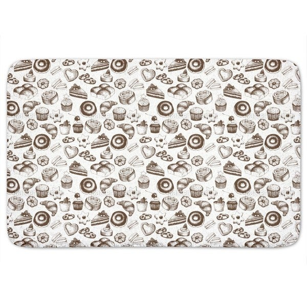 Sweet Pastry Bath Mat