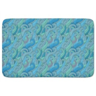 Seaweed Comic Bath Mat