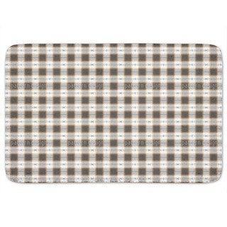 Square On Weave Bath Mat
