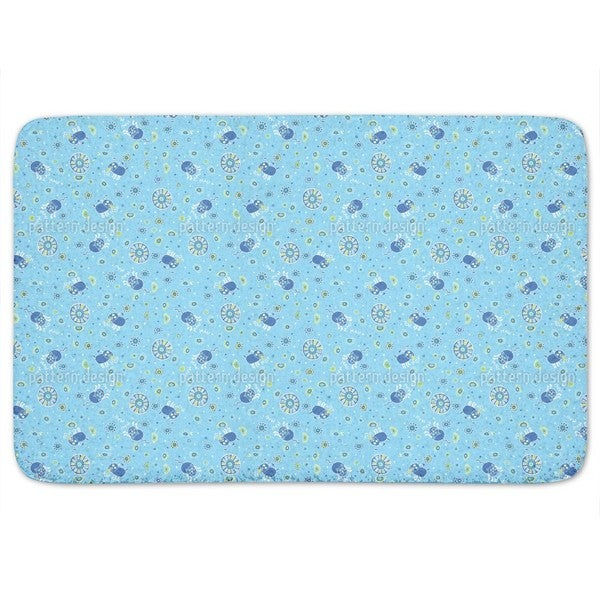 Playful Pet Babies Bath Mat