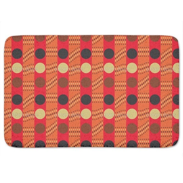 Outback Traffic Light Bath Mat