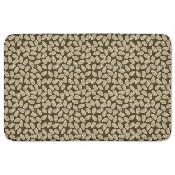 Roasted Almonds Bath Mat