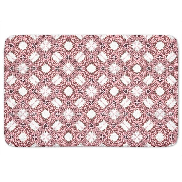 Ring-a-ring-a-roses Bath Mat