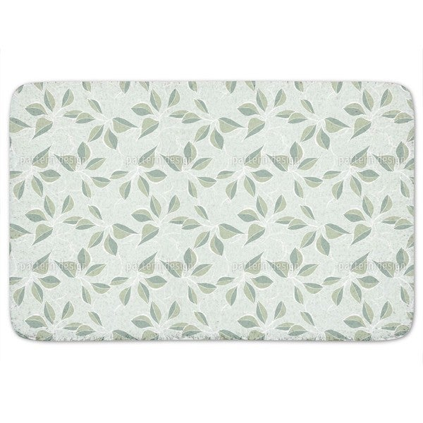 Pastel Green Bath Mat