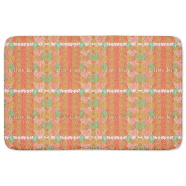 Nursery Garden Of The Indians Bath Mat