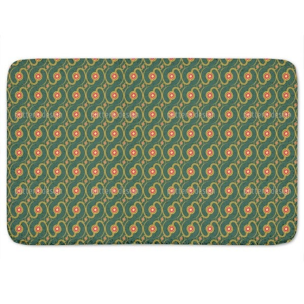 Soja Verde Bath Mat
