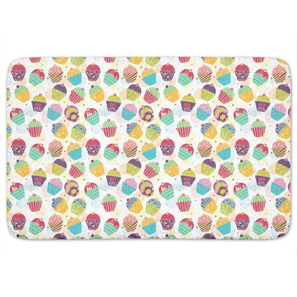 Muffins For Sweet M Bath Mat