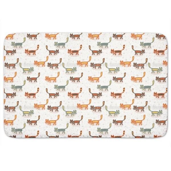 Pussycats Bath Mat