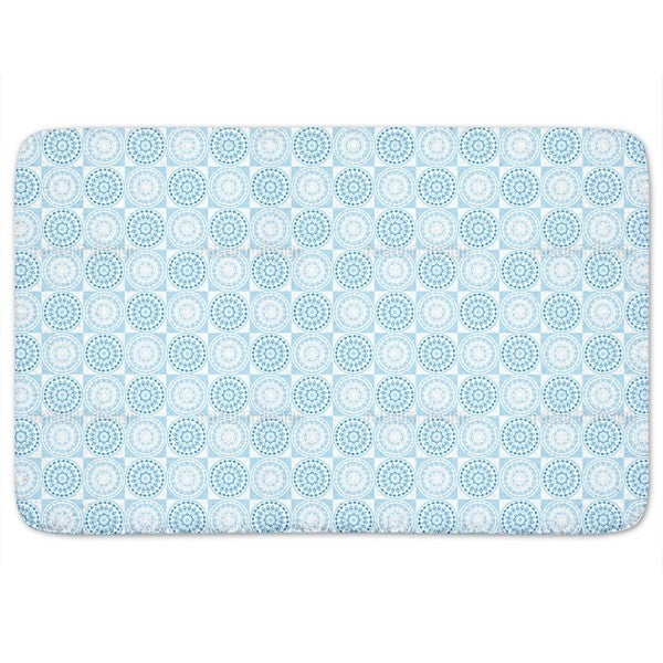 Poseidon Plays Chess Bath Mat