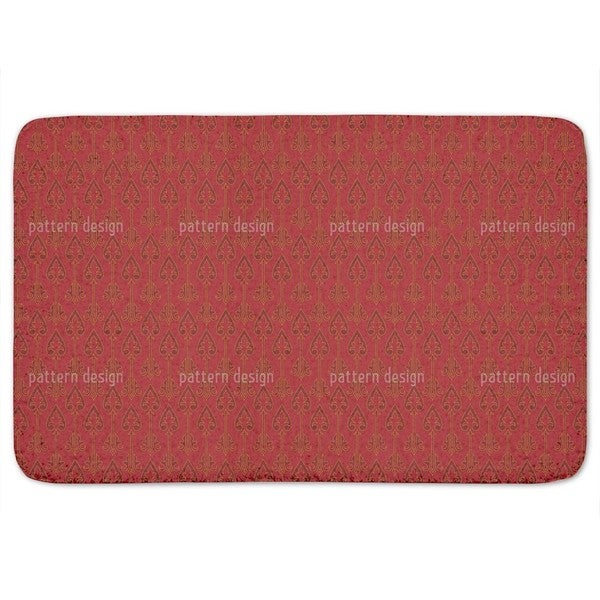 Kings Of Hearts Bath Mat