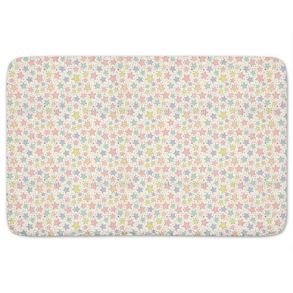 Magic Stars Bath Mat