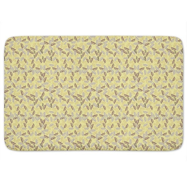 Lemon Mix Bath Mat