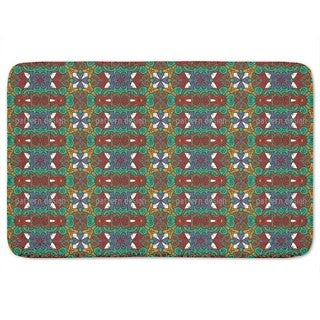 Leader Of The Tribe Bath Mat