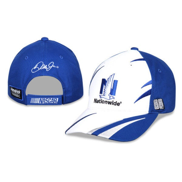 2016 NASCAR # 88 Trackside Jagged Style Nationwide Cap