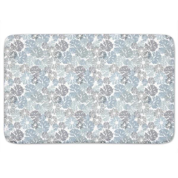 Flowers In The Window Bath Mat 18002069