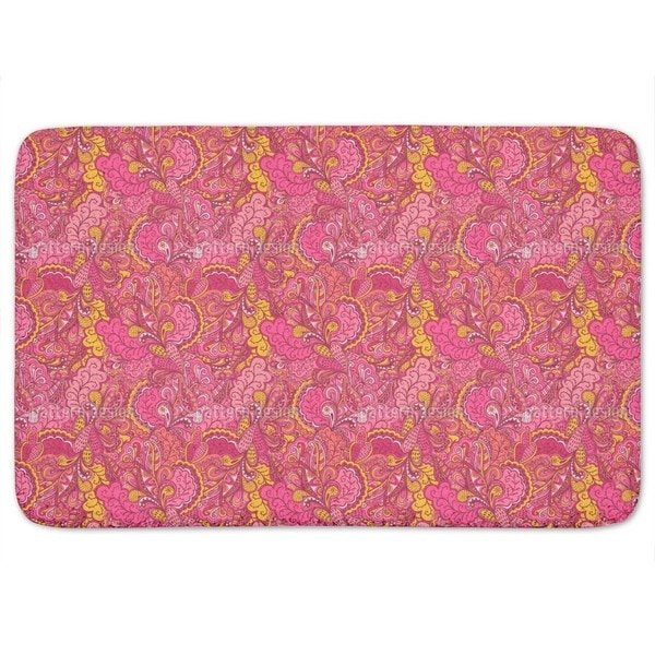 Exotic Fantasies Bath Mat