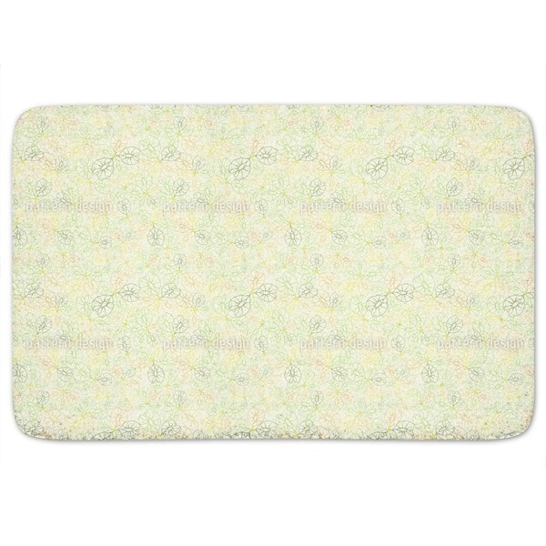 Elm Seeds Bath Mat