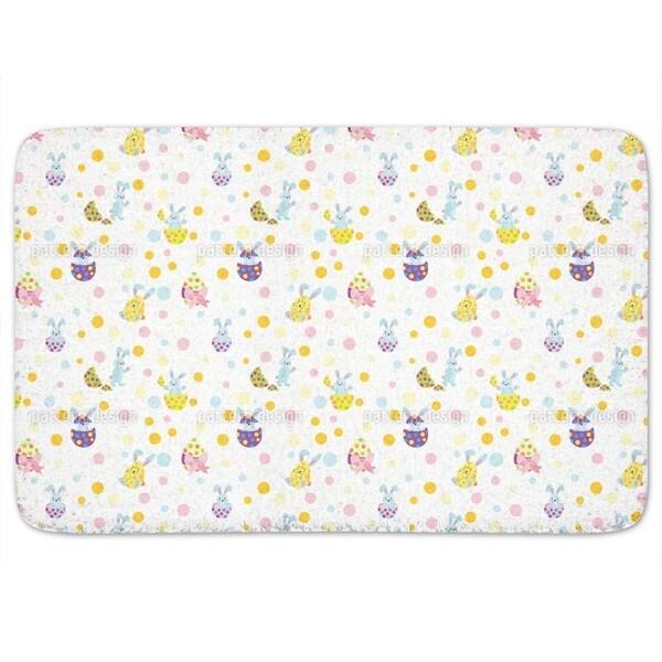 Egg Surprise Bath Mat
