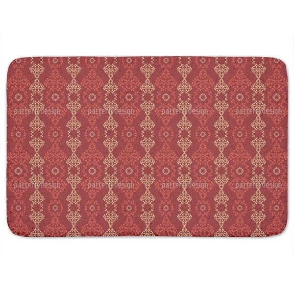 Eastern Arabesques Bath Mat