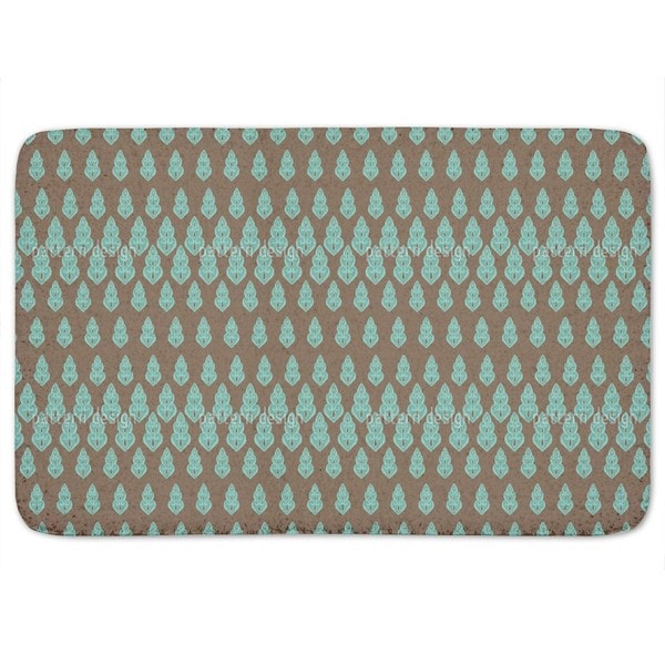 Delilahs Night Turquoise Bath Mat
