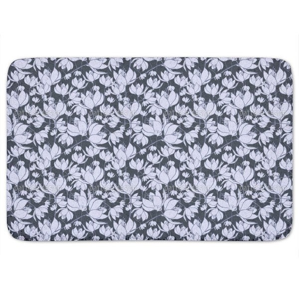 Crocus Night Bath Mat