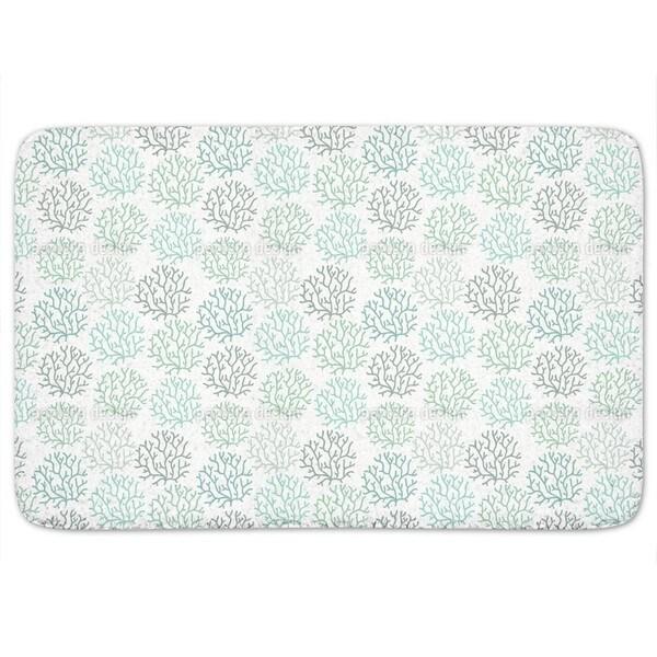 Coral Spring Bath Mat