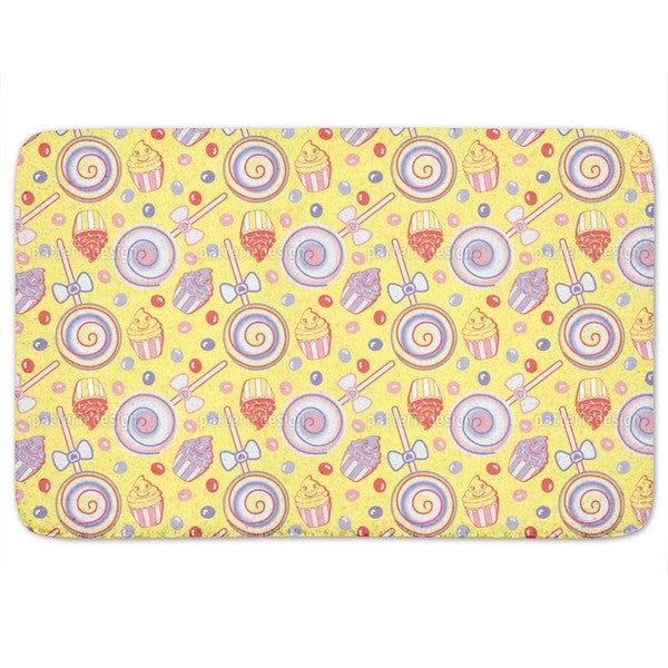 Cookidoo Yellow Bath Mat