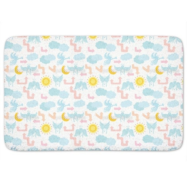 City Of Angels Bath Mat