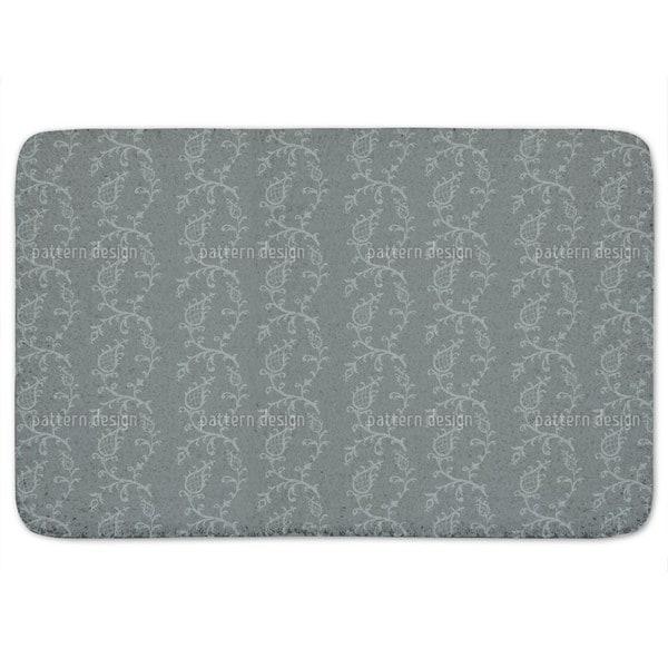 Cinderella Grey Bath Mat
