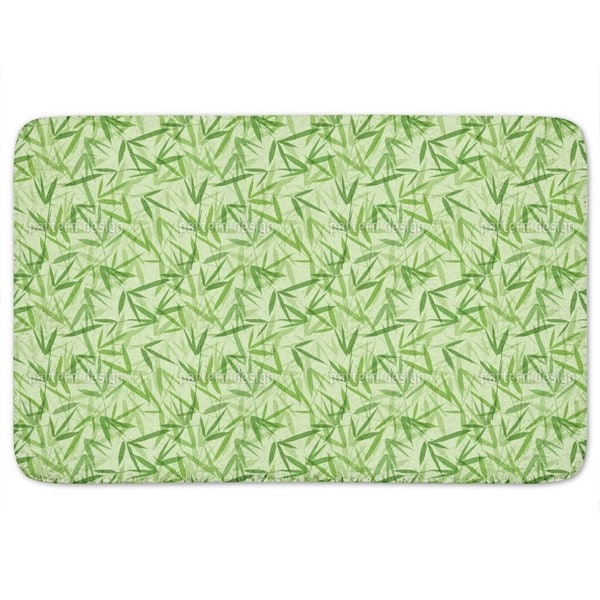 Bamboori Tone On Tone Bath Mat