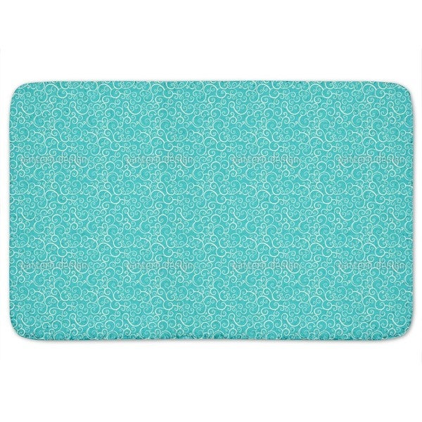 Aqua Love Bath Mat
