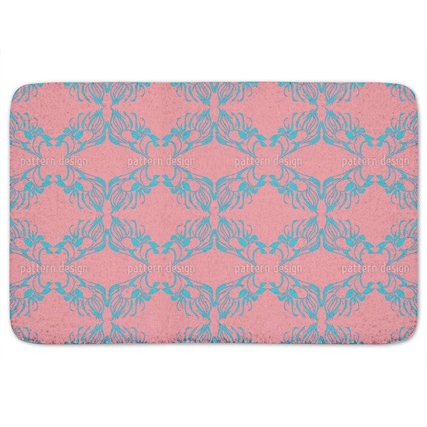 An Underwater Fairy Tale Bath Mat