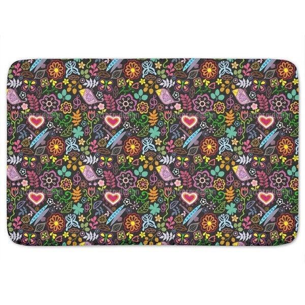 A Midsummer Night Dream Bath Mat